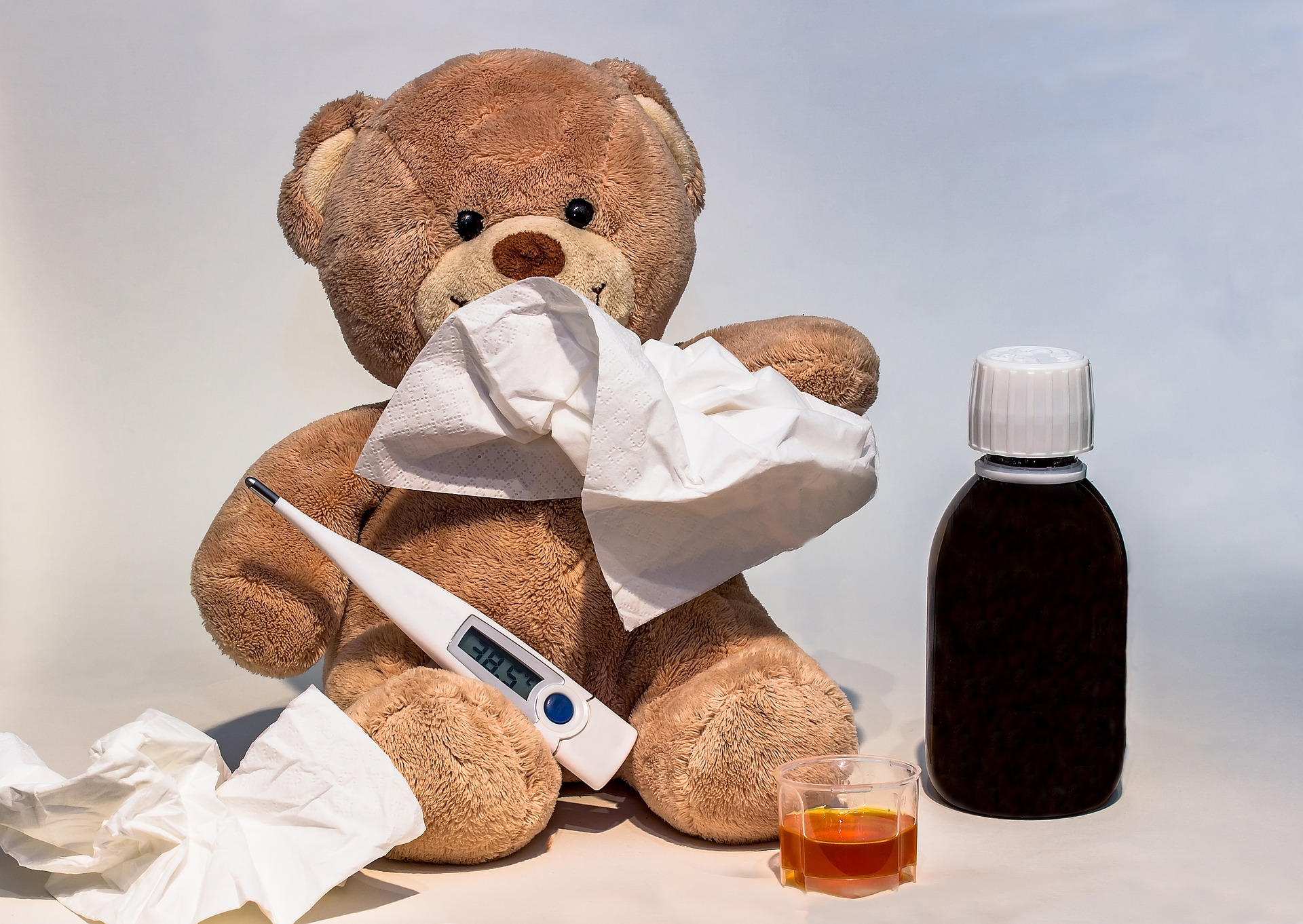 発疹や目の充血、高熱が出たら要注意!大人の風疹対処法は?